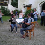 Tanzreise Polen 2010
