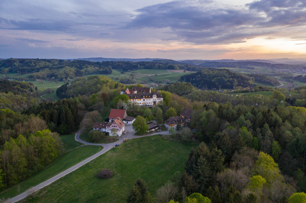 Schloss Hohenfels Panorama II