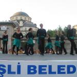 Tanzauftritt Istanbul 2008