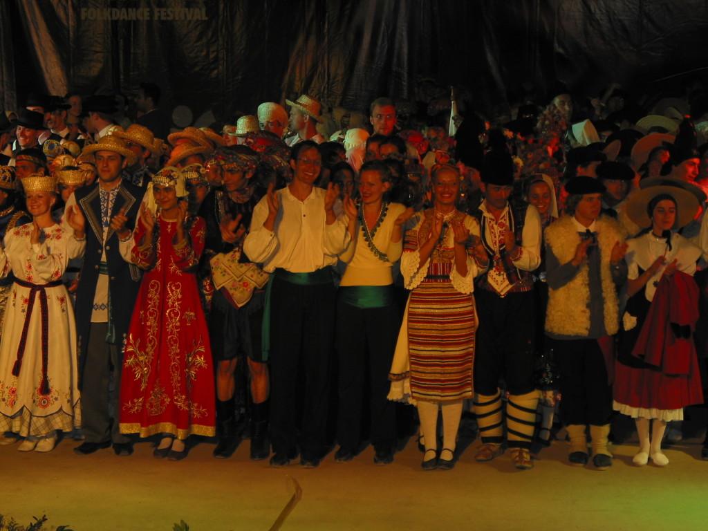 Tanztournee Istanbul 2008