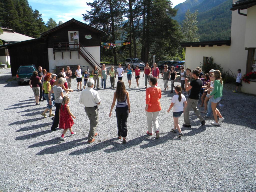 Tanzreise Schweiz/Avrona 2011