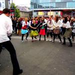 Schülerauftritt Bern 2013