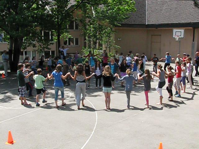 Tanzprojekt Bern 2012